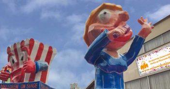 Carnaval 2018, carnavalskrakers, carnavalshits en carnavalsmuziek