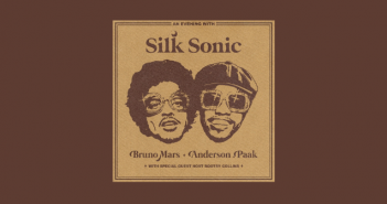 Silk Sonic, Bruno Mars, Anderson .Paak, Leave The Door Open