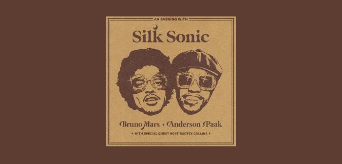 Silk Sonic, Bruno Mars, Anderson .Paak, Leave The Door Open